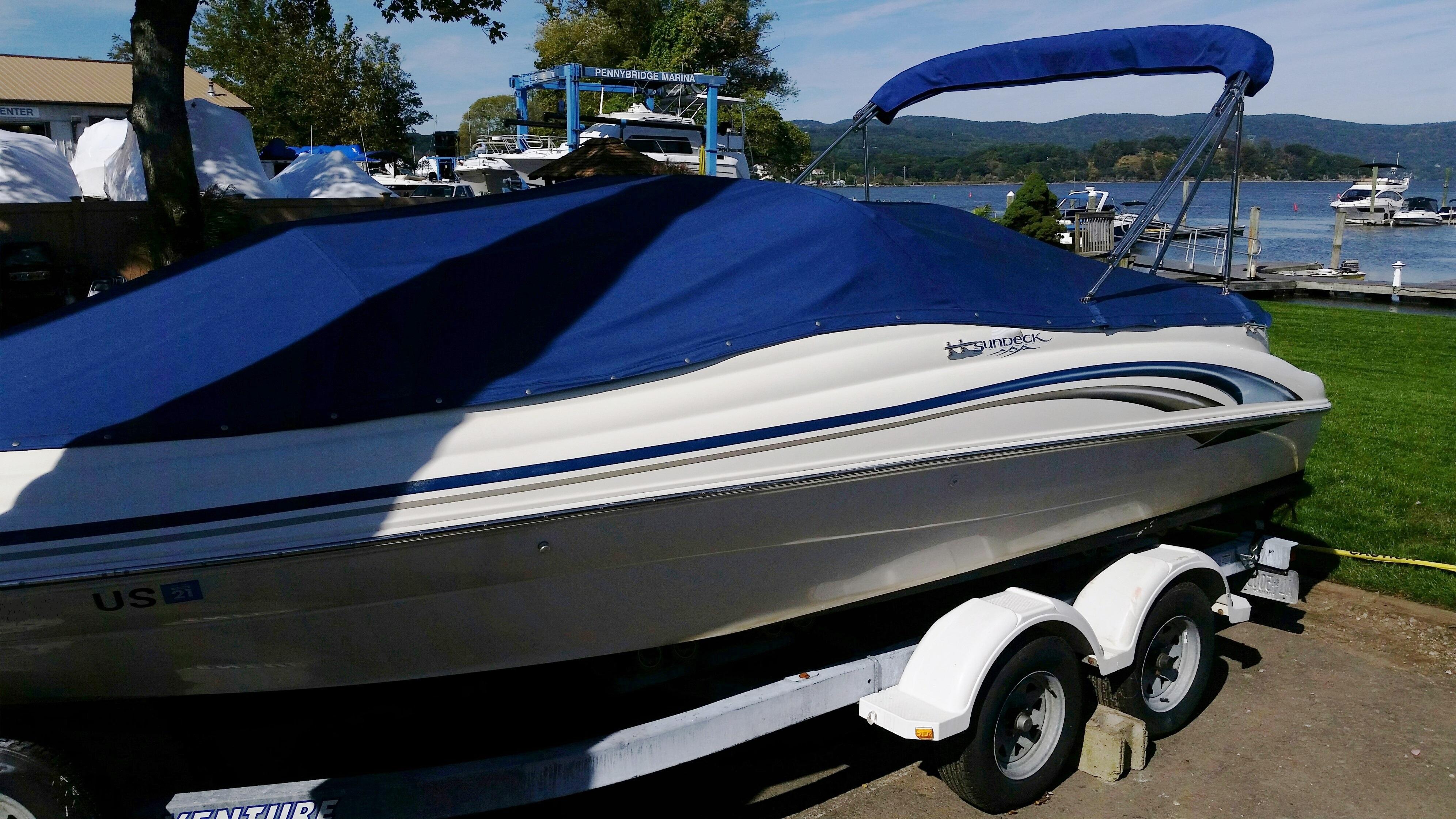 2000 Sea Ray 210 Sundeck | Penny Bridge Marine